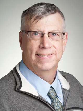 head shot of Department Chair